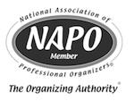 Vermont professional organizer